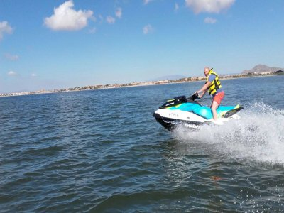 GTI Jet-Sky Renting with license, 4h