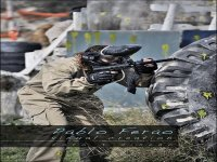 Siente la emocion del paintball