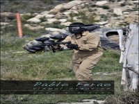 Play paintball in Fenazar