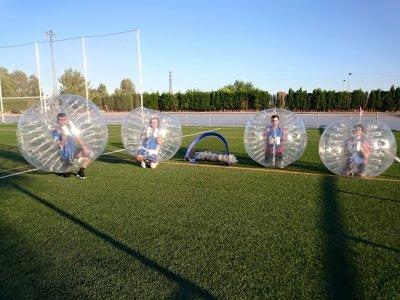 Fútbol Burbuja Quijote