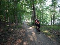 Paisajes en bici de montaña