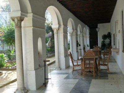 Visita a Casa de los Cargadores a Indias, Sanlúcar