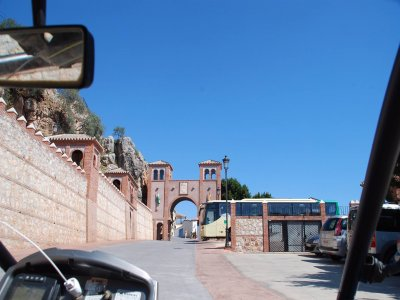 Tour on buggy around Málaga + Pottery factory