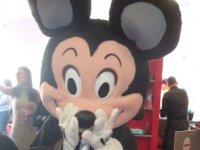 Mickey访问我们