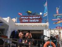 our dive center