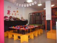 我们的魔法师准备一个生日玩具区