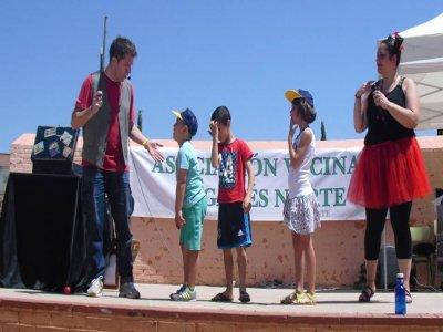 Clase de teatro en Leganés para niños, 5 días
