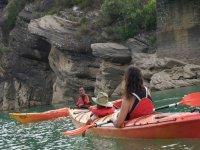 canoa roja