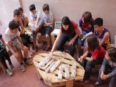 Asociación Cultural Gata Activa Campamentos Urbanos