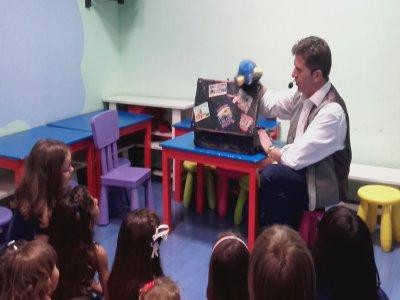Semana lúdica para niños de 1 a 3 años en Leganés
