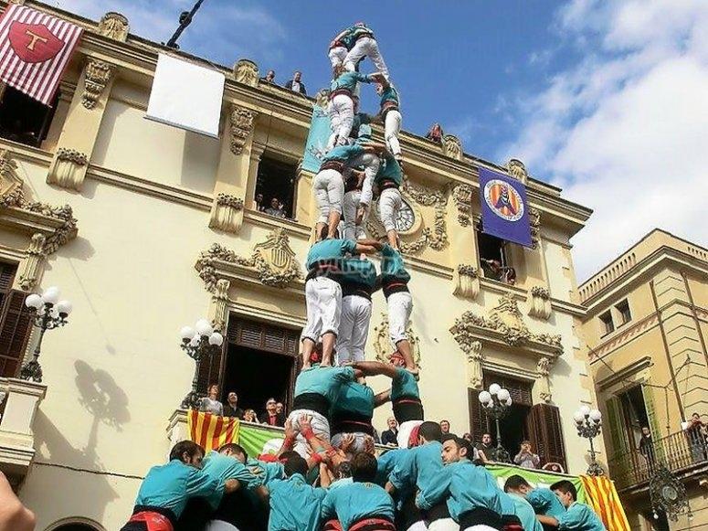 Torres casteller