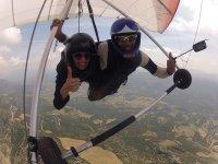 Aprende a volar en ala delta