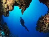 Grutas y cuevas submarinas