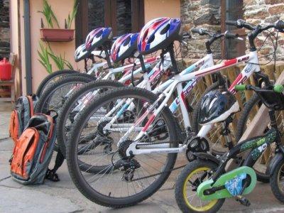 Alquiler de mountain-bike en Pastoriza por 3h