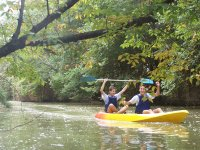 Kayaks canoas y piraguas