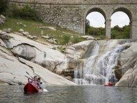Bottom waterfall
