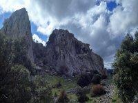 Alta montaña en Síllar Baja