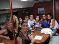 Curso para licencia de navegación en Almería