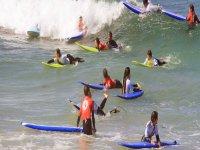 Clases de Surf en Foz y Barreiros de 2 horas