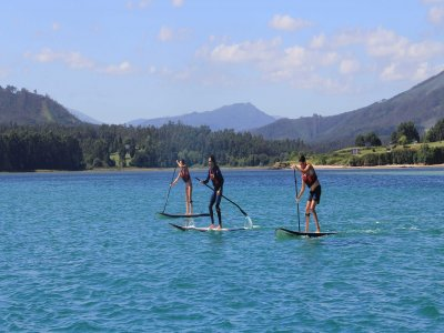 Paddle Surfing Classes, 2 hours, Ría de la Foz