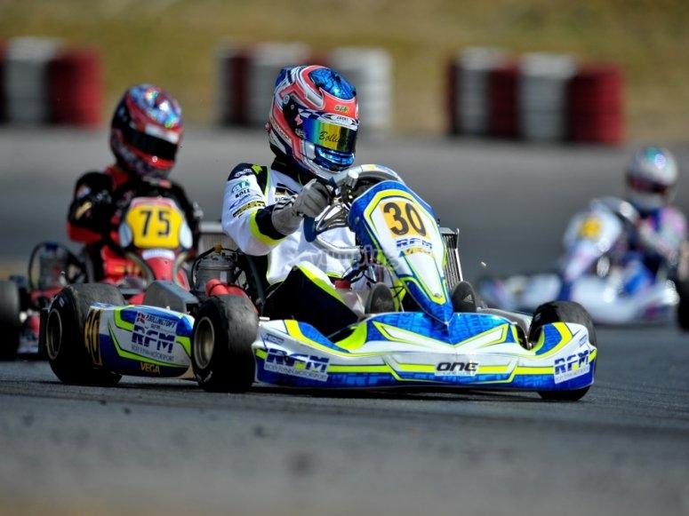Karting profesional