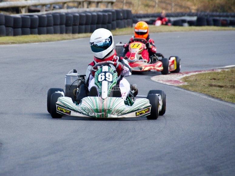 Karting crios