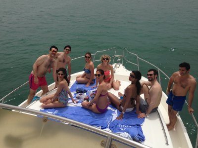 4h Boat Ride in Guadalquivir River