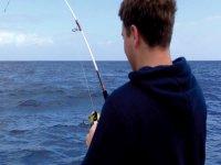 Pescando en alta mar