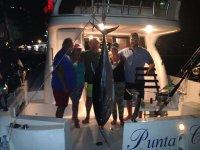 巨型红金枪鱼捕鱼