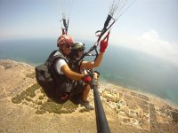 Simultaneous Paragliding Flight for 2 in Alicante