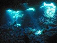 Cuevas submarinas