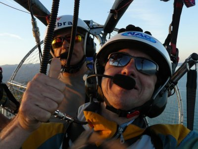 Powered paragliding in Benicassim for 40 minutes