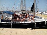 Boat trip in Almería, 2h30min