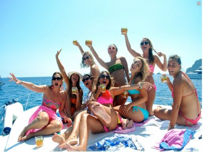 Bachelor/ette party sailing boat Aguadulce 3 h