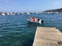 Un paseo en barco por Cadaques