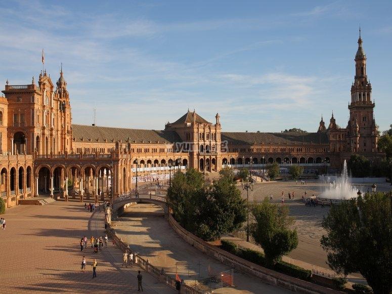 Edificio de la Antigua Capitania de Sevilla