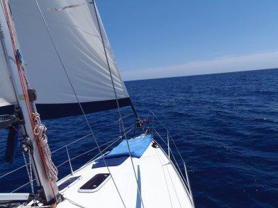 Alquiler de velero en Alicante, 5 horas