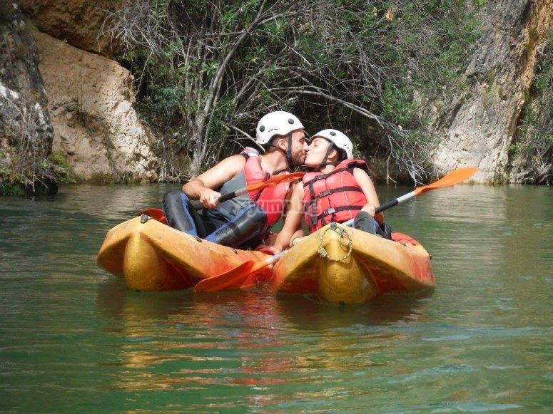 Romance en el pantano