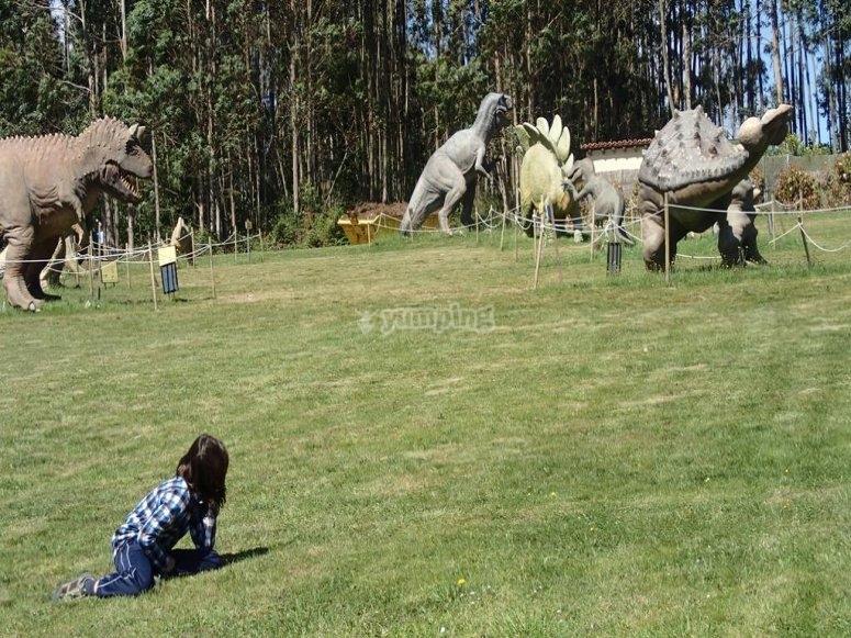 Parque dinosaurio