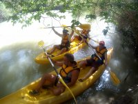 Kayaking, Almadenes Ravine, Calasparra, 2hrs