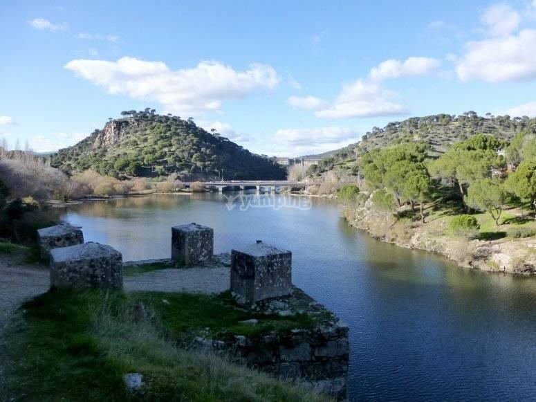 Picadas Reservoir