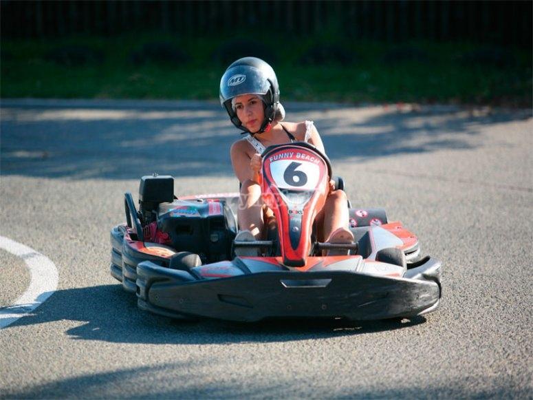 Karting para adultos