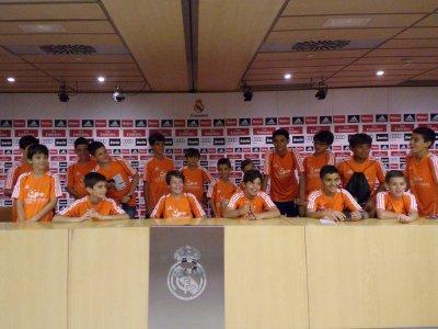 Campus de fútbol en inglés en Medina del Campo