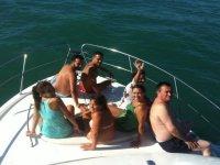 Disfrutando del verano en Chiclana