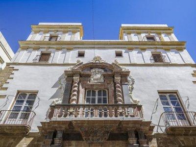 Visita Gymkhana Fotográfica Cultural de Cádiz