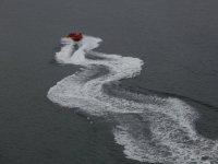 Acrobacias en barco de motor en Girona, 15 minutos