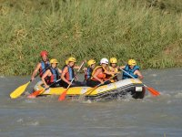 Rafting nel campo