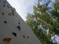 Iniziazione all'arrampicata