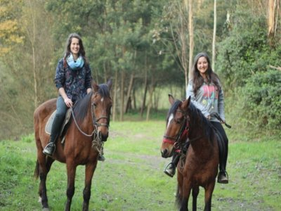 Horse riding tour in Santidad for 2 hours