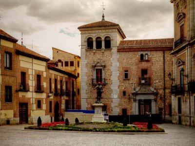 Visita al Madrid de leyendas